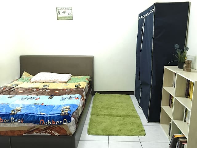 Absolute Bargain Cozy Double Room - Luzhou District - Leilighet