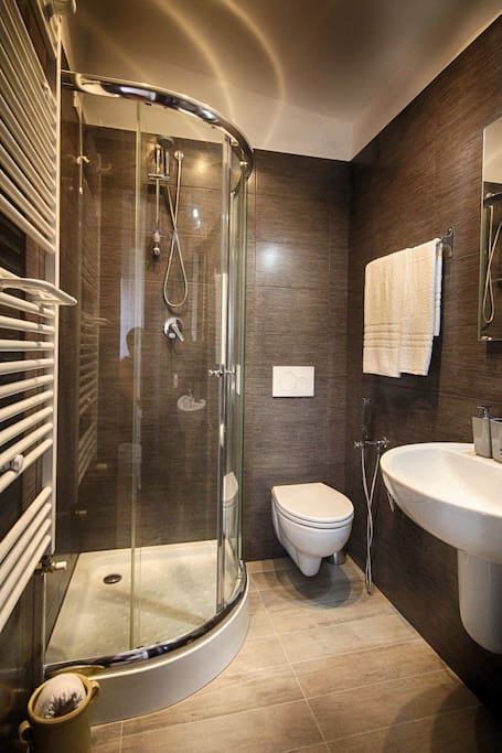 Wunderkammer b&b, Sea Room's bathroom