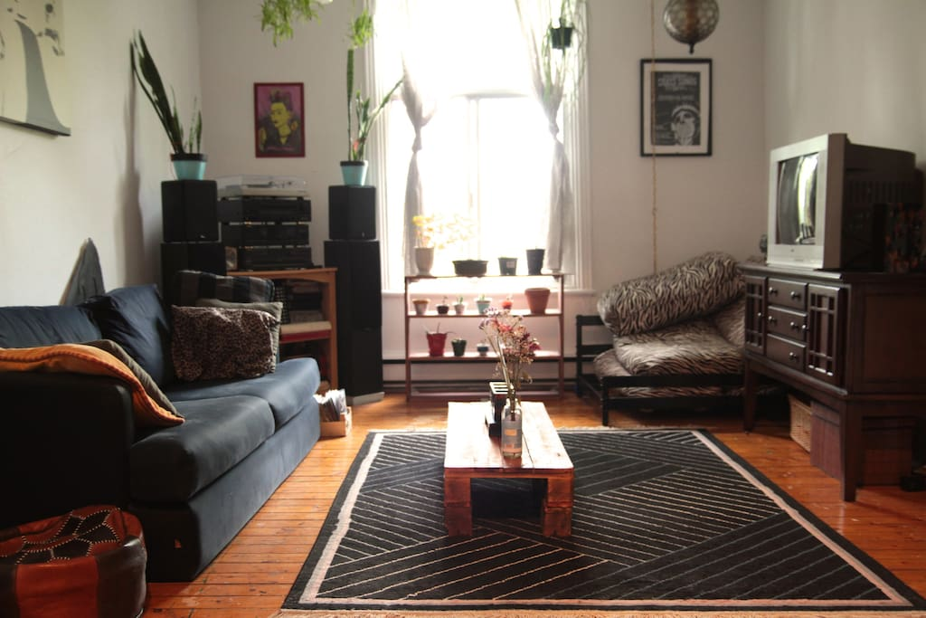 salon pour relaxer/living-room to relax