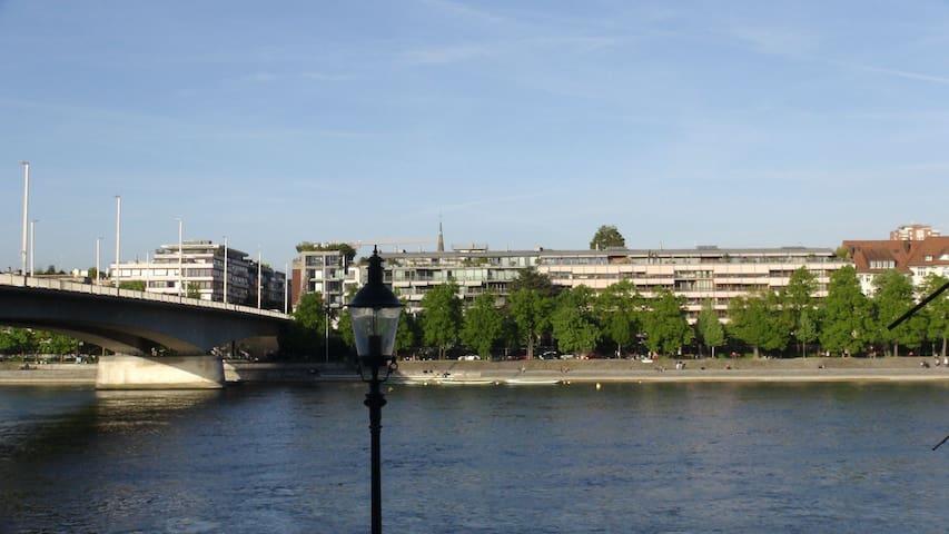 Loft with a Rhein View! Best Location