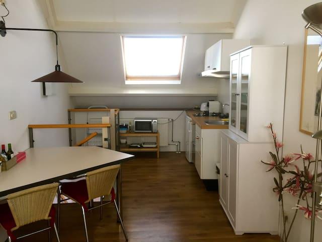 Bright apartment la Gravure Mtricht