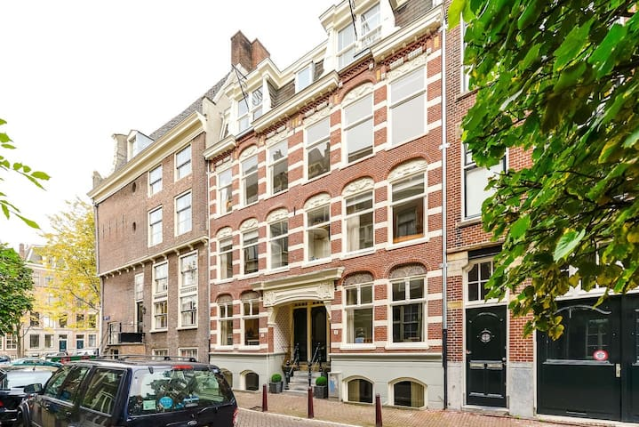 Beautiful Amsterdam house
