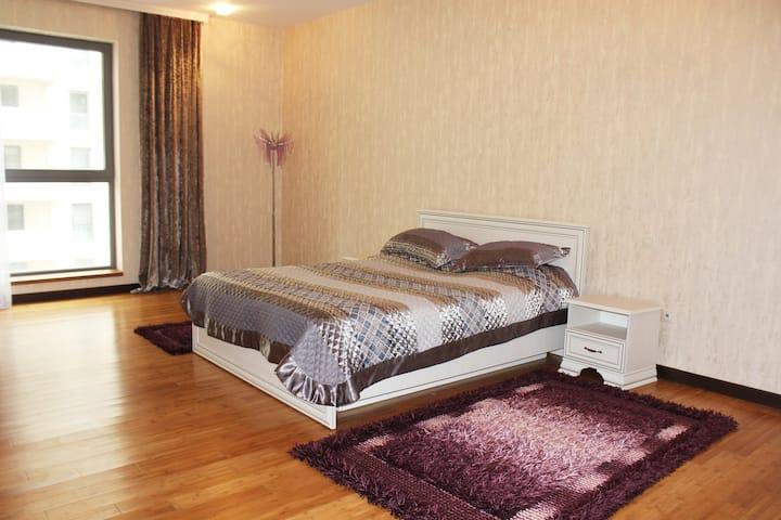 Port Baku Deluxe room