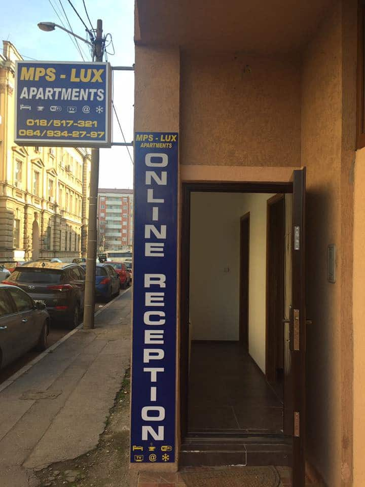 MPS LUX APARTMENTS
