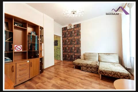 Cheap, cozy and peaceful apartment in Kadriorg!