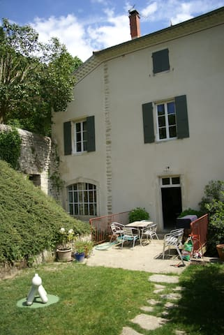 Chambre en Drôme Provençale. - Taulignan - House