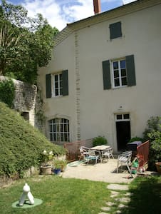 Chambre en Drôme Provençale. - Taulignan