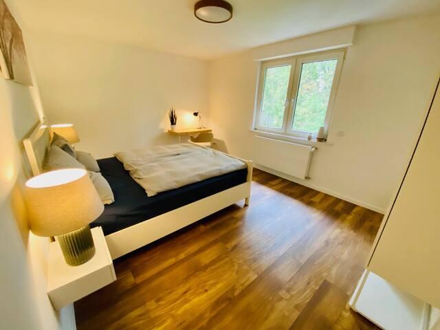 Doppelzimmer Waldblick