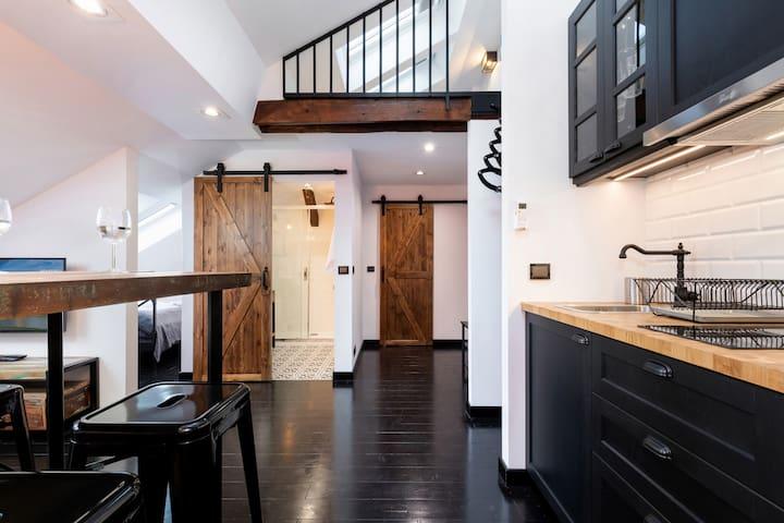 Modern Apartment Starowiślna 54/51