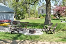 Picnic Area  (Has been updated since this photo)