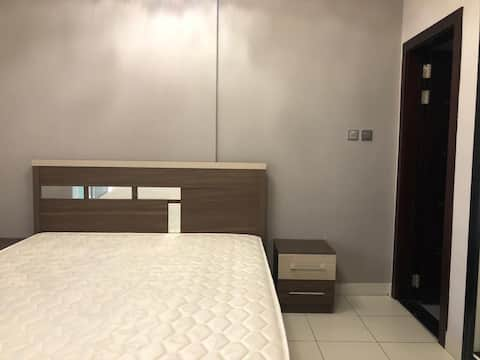 One bedroom in Dubai studio city