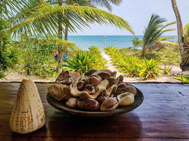 Ocean Dream Villa, Ushongo beach