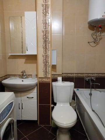 Уютная квартира на Ауре - Surgut