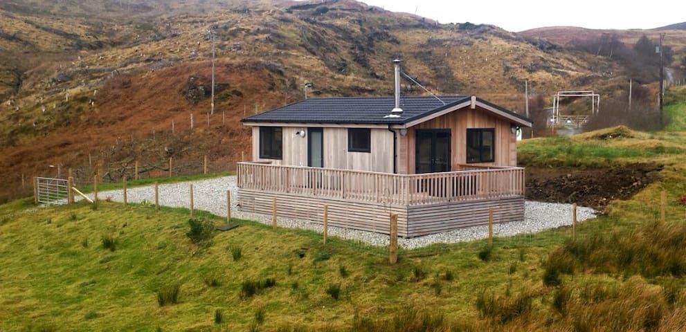 Beautiful lodge, great sea views - Isle of Skye - Chalet