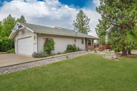 Simple Retreat (Private Unit) - Spokane Valley - House