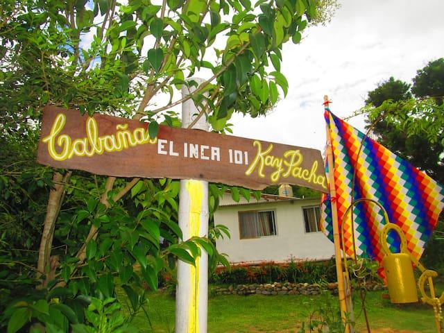 Cabañas kay Pacha Salta Argentina - Campo Quijano