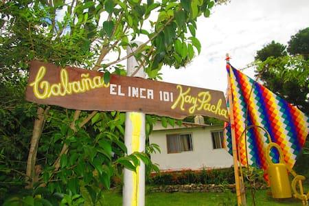 Cabañas kay Pacha Salta Argentina - Campo Quijano - Blockhütte