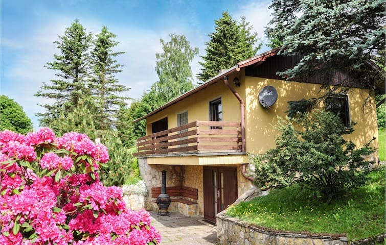 Holiday cottage with 2 bedrooms on 50m² in Goldlauter-Heidersbach