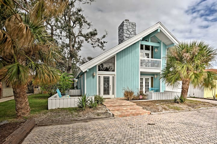 NEW! 3BR Cape Canaveral Cottage w/ Private Pool!