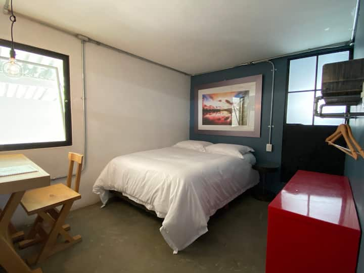 Mini Loft at La Calera + Sanitized + Fast WiFi