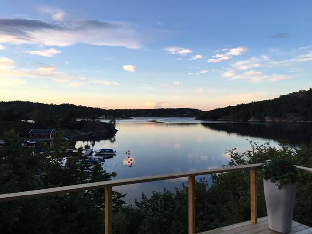 Hytte i Høvåg