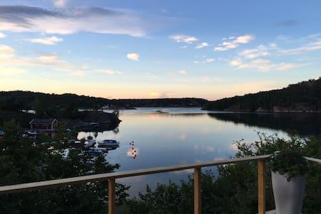 Hytte i Høvåg - Høvåg - 小木屋