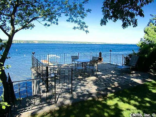 Finger Lakes Lakefront Home
