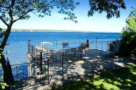 Finger Lakes Cottage with Separate Guesthouse - Auburn