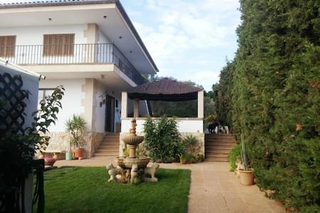 Villa Karine with private tenis court!!!!! - Sa Cabaneta