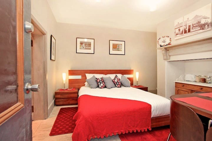 Cosy studio room in historic town