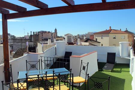 Na. Lovely and new apartment in the Centre - Málaga - Leilighet