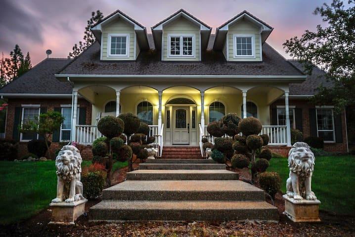 Beautiful countryside home