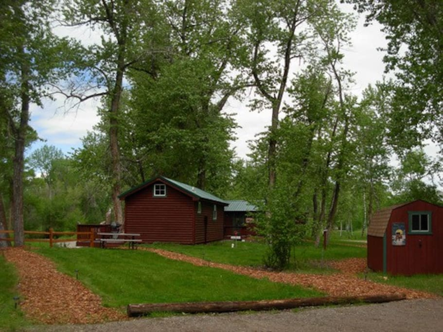 Western Cabin #2