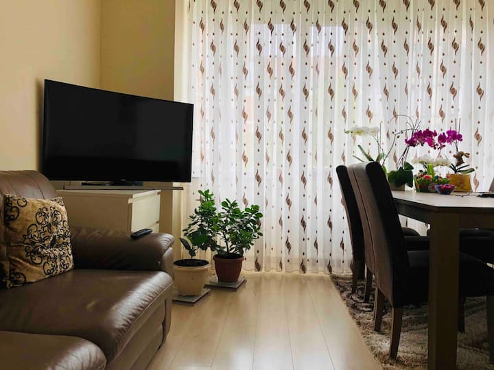 Brussels City Center- Three bedroom apartment