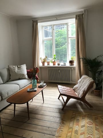 Apartment in Nørrebro, Copenhagen