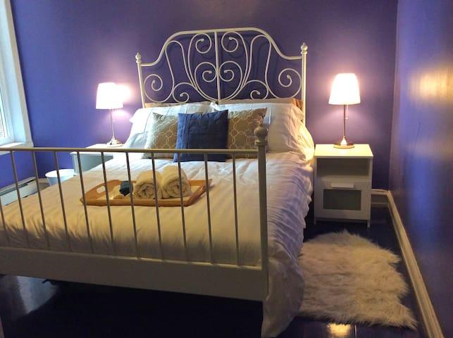 Ste-Cecile Comfort - Trois-Rivières - Appartement