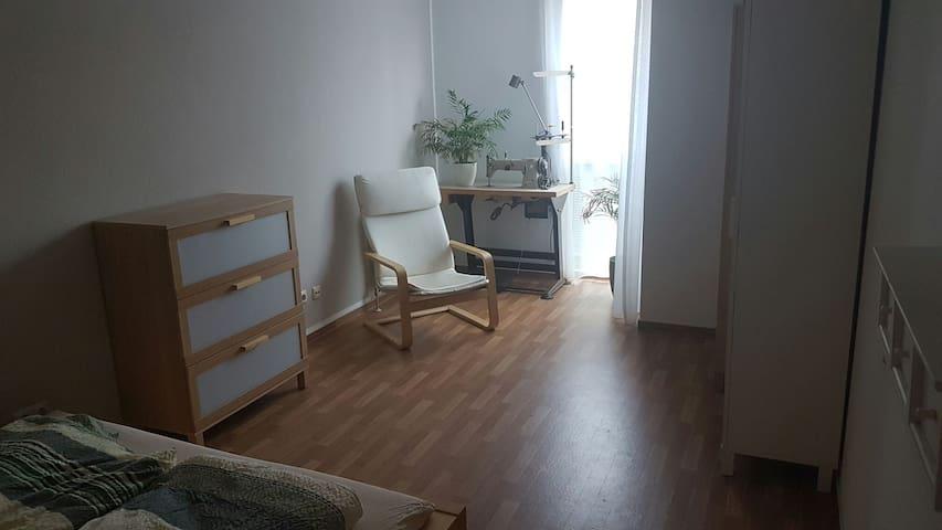 Zimmer an den Gärten der Welt - Berlin - Condominium