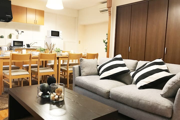 Chatan Ocean front apartment/8ppl MAX private/23X