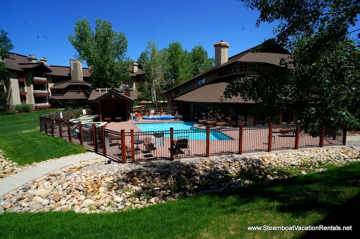 Timberline Lodge #2105 - Steamboat Springs - Apartment