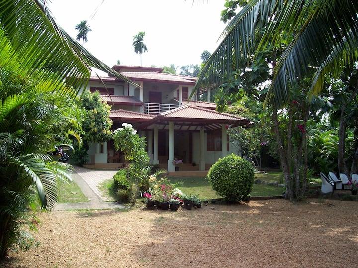 """villa """"de Witte Olifant"""" met prachtige  tuin"""