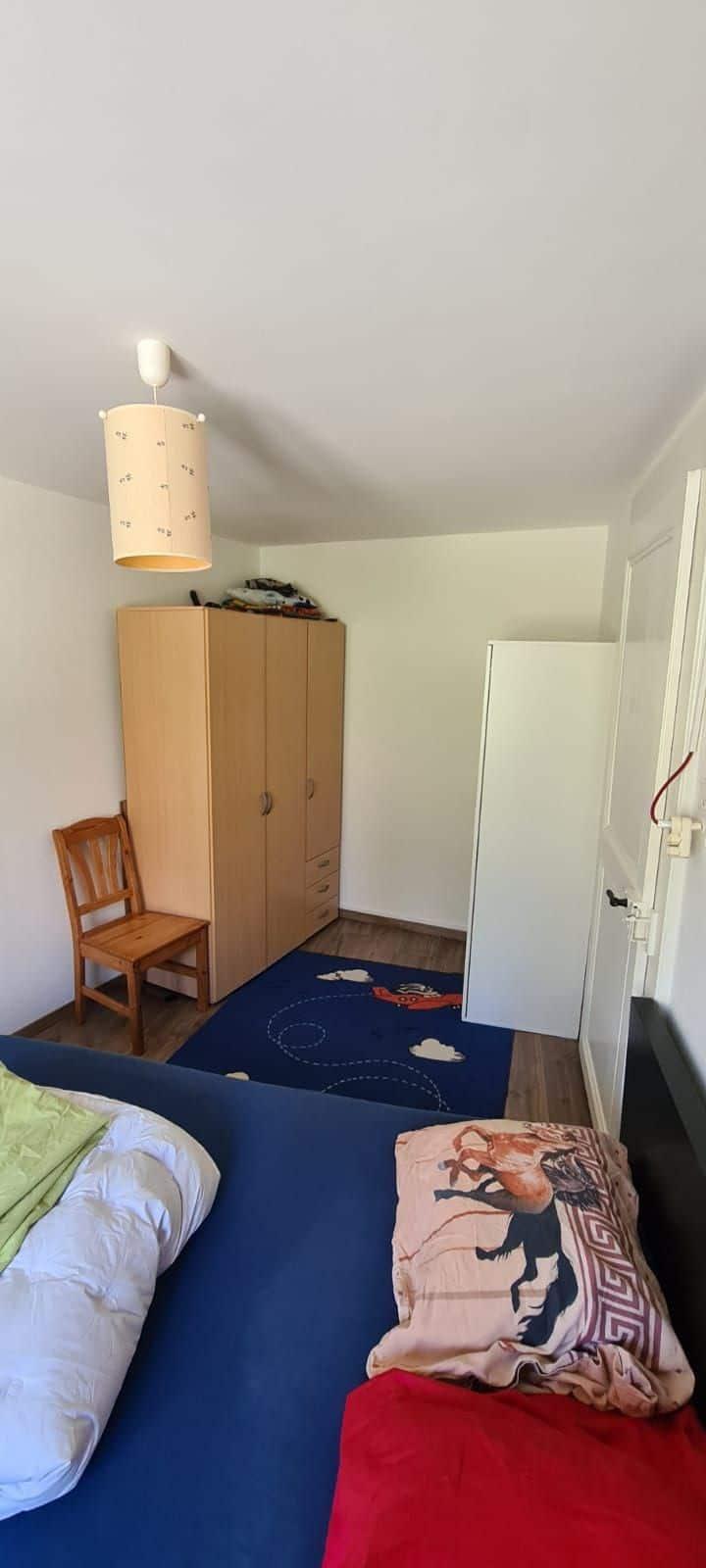 Chambre calme à 25 min de Lausanne et Genève