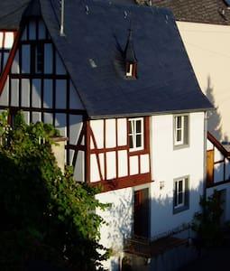 Fachwerkhaus in der Abteistraße - Mesenich
