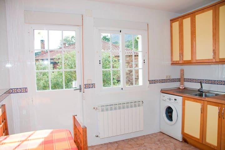 Casa de campo cercana a Madrid - Valdemanco - Шале