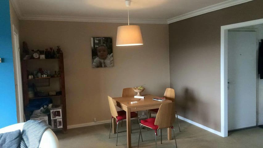 1 room and 2 beds with balcon - Woluwe-Saint-Lambert - Apartment