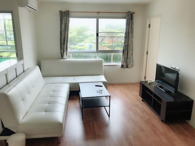 Nice view apartment/2bedroom/2bathroom