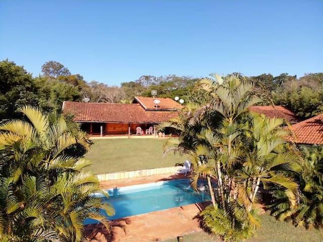 Casa em Avaré - Rancho da Bel