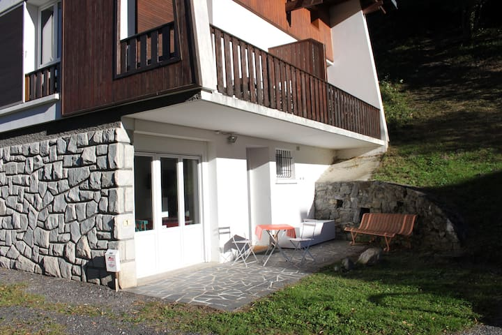 St Lary Soulan 4-6 people Center Village WIFI - Saint-Lary-Soulan - Byt