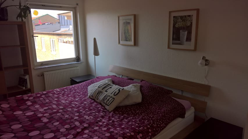 Double room inside the Malmö canals - Malmö - Bed & Breakfast