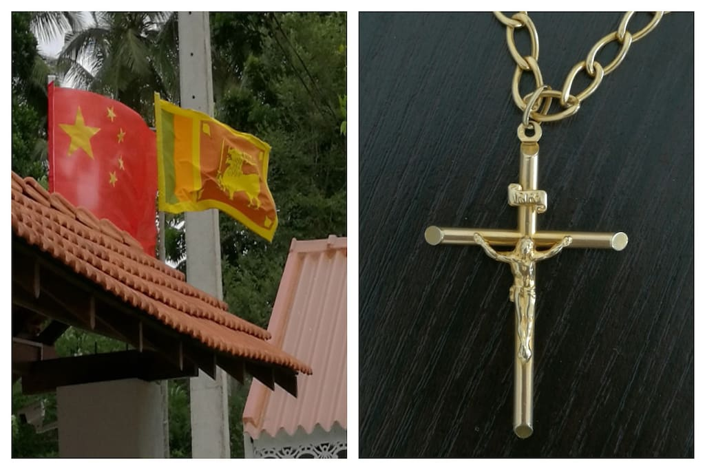 女主人来自中国北京,男主人为斯里兰卡专业导游,基督徒。Hostess is from Beijing China and host is a professional Sri Lanka tour guide, Christian.