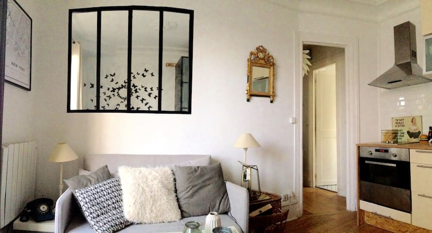 Charming and cosy appartement -  heart of Paris